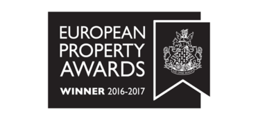 European Property Awards Winner 2016-2017